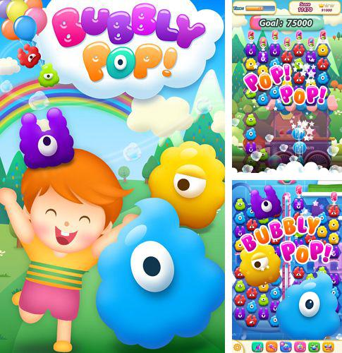 In addition to the game Fist of Awesome for iPhone, iPad or iPod, you can also download Bubbly pop for free.