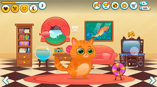 Descarga gratuita del juego Bubbu: Mi mascota virtual para iPhone.