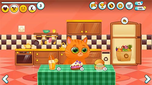 Descarga gratuita de Bubbu: My virtual pet para iPhone, iPad y iPod.