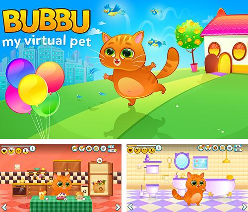 In addition to the game Candy booms for iPhone, iPad or iPod, you can also download Bubbu: My virtual pet for free.