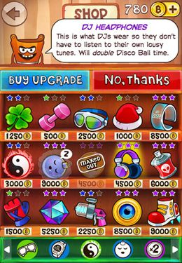 Download Bucketz iPhone free game.