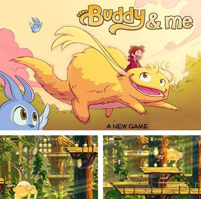 In addition to the game MinoMonsters for iPhone, iPad or iPod, you can also download Buddy & Me for free.