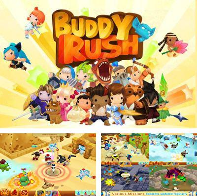Download Buddy Rush iPhone free game.