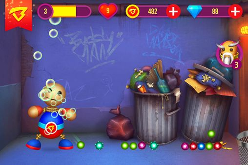 Download Buddyman: Kick 2 iPhone free game.
