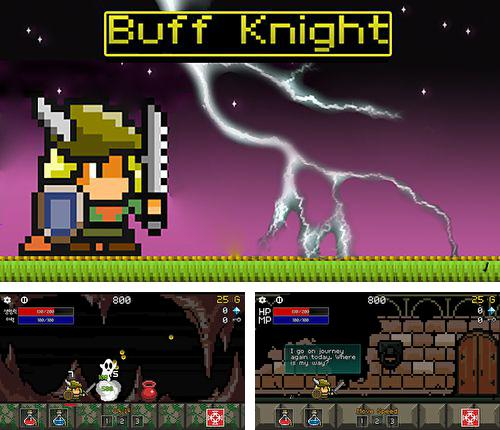 In addition to the game Let's create! Pottery for iPhone, iPad or iPod, you can also download Buff knight for free.