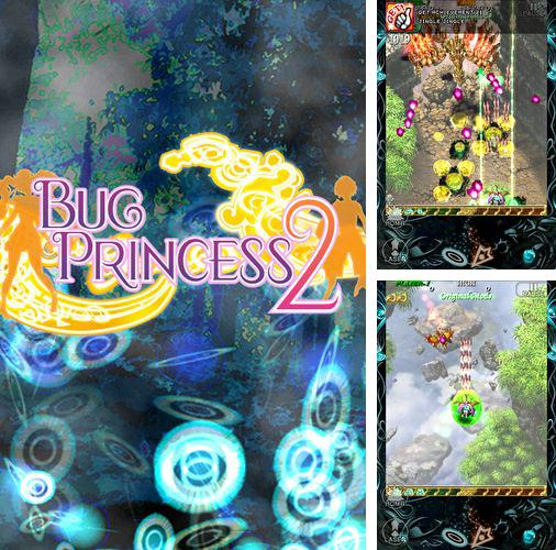 In addition to the game Mr. Runner 2: The Masks for iPhone, iPad or iPod, you can also download Bug princess 2 for free.