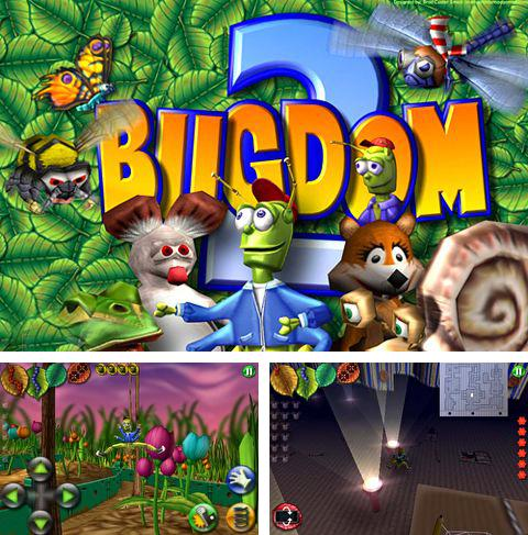 In addition to the game Vampires Until Dawn for iPhone, iPad or iPod, you can also download Bugdom 2 for free.