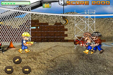 Descarga gratuita de Builders war para iPhone, iPad y iPod.