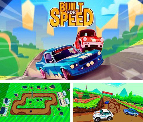 In addition to the game Escape 2012 for iPhone, iPad or iPod, you can also download Built for speed for free.