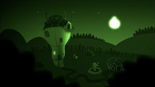 Screenshots of the Bulb boy game for iPhone, iPad or iPod.