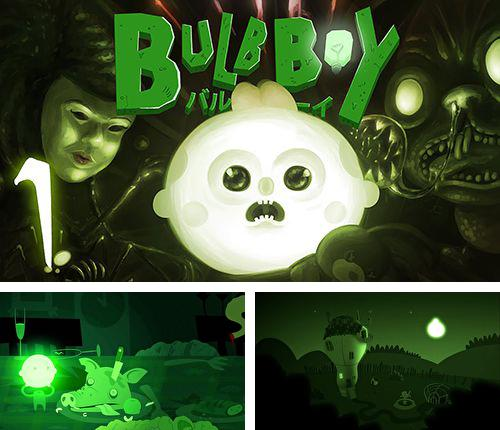 In addition to the game Cloud vs. balloons: Light for iPhone, iPad or iPod, you can also download Bulb boy for free.