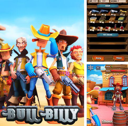 In addition to the game Blockstar planet for iPhone, iPad or iPod, you can also download Bull Billy for free.