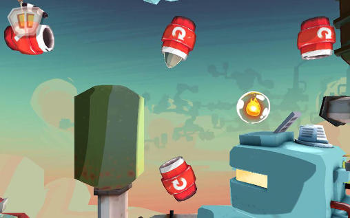 Capturas de pantalla del juego Bullet boy para iPhone, iPad o iPod.