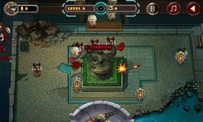 Download Bullet Fly iPhone free game.