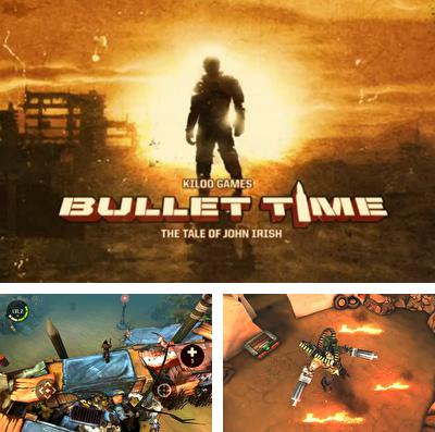 In addition to the game Candy chase for iPhone, iPad or iPod, you can also download Bullet Time HD for free.