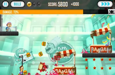 Download Bullistic Unleashed iPhone free game.