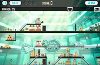 Screenshots of the Bullistic Unleashed game for iPhone, iPad or iPod.