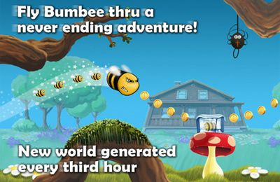 Free Bumbee download for iPhone, iPad and iPod.