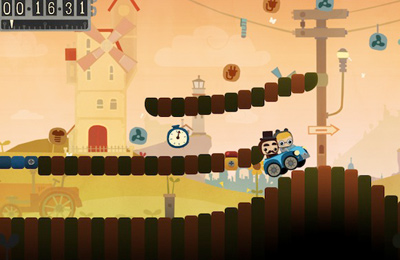 Download Bumpy Road iPhone free game.