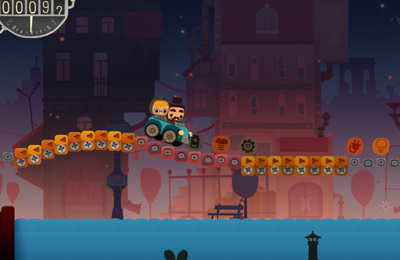 Free Bumpy Road download for iPhone, iPad and iPod.
