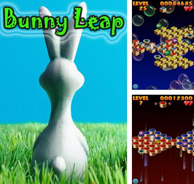 In addition to the game Parking 3D for iPhone, iPad or iPod, you can also download Bunny Leap for free.