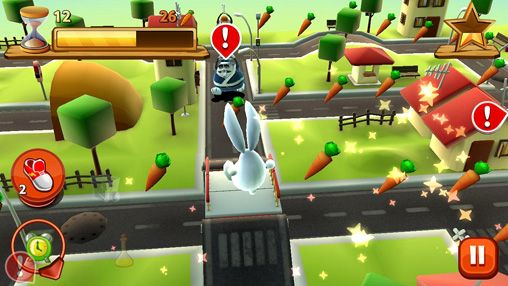 Free Bunny maze 3D download for iPhone, iPad and iPod.