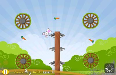 Free Bunny Spin download for iPhone, iPad and iPod.