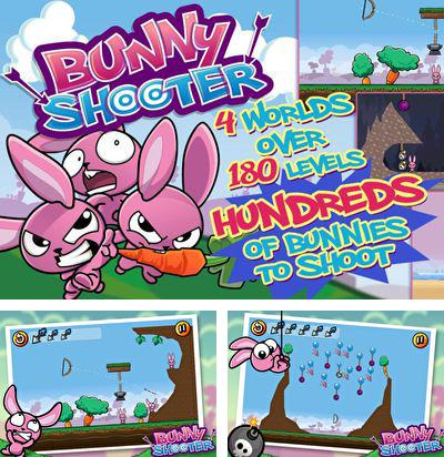 In addition to the game Cava racing for iPhone, iPad or iPod, you can also download Bunny Shooter for free.