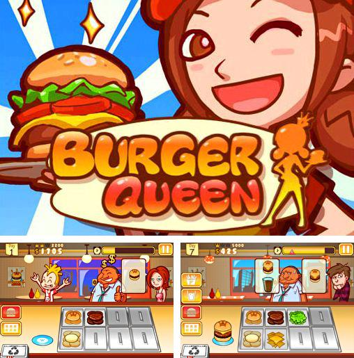 Download Burger queen iPhone free game.