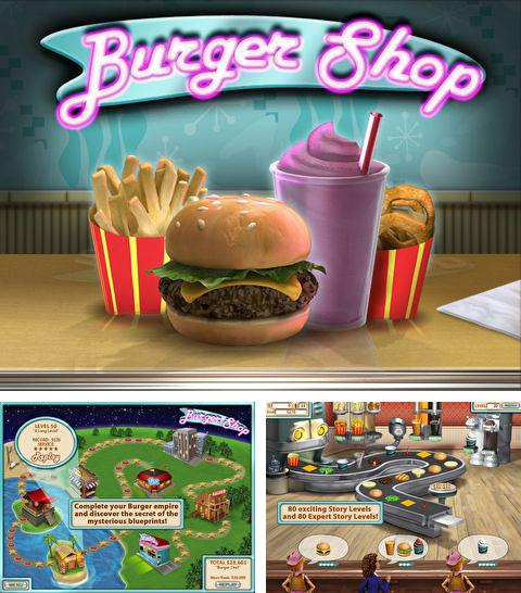 In addition to the game Pocket Mortys for iPhone, iPad or iPod, you can also download Burger shop for free.