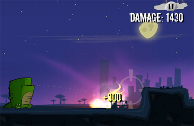 Capturas de pantalla del juego Burn the city! para iPhone, iPad o iPod.