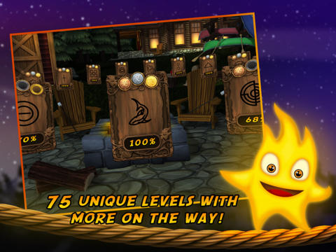 Free Burn the Rope 3D download for iPhone, iPad and iPod.