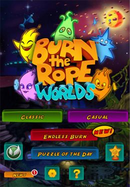 Burn the Rope: Worlds