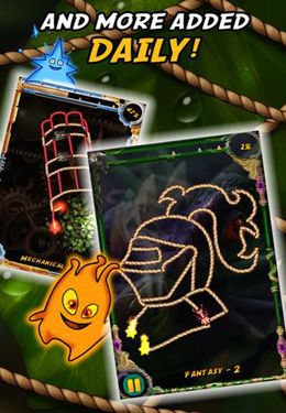 Игра Burn the Rope: Worlds для iPhone