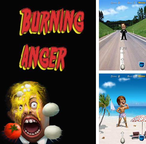 In addition to the game Find the line for iPhone, iPad or iPod, you can also download Burning anger for free.