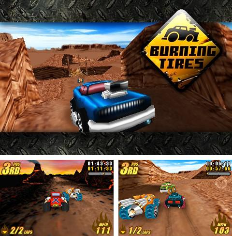 Download Burning tires iPhone free game.
