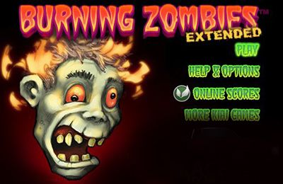 Burning Zombies EXTENDED