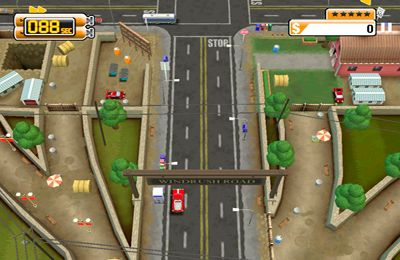 Kostenloses iPhone-Game Burnout Crash herunterladen.