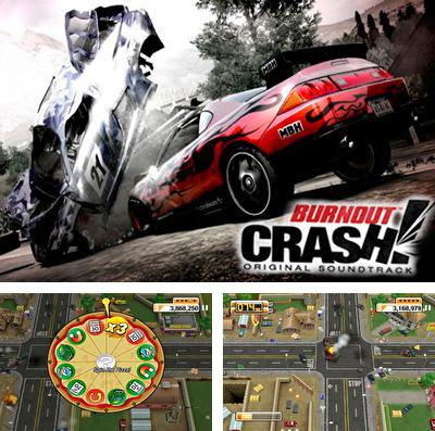 In addition to the game Yetisports for iPhone, iPad or iPod, you can also download Burnout Crash for free.