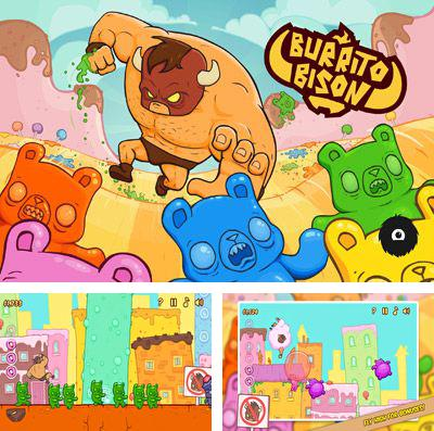In addition to the game Mosaika for iPhone, iPad or iPod, you can also download Burrito Bison for free.