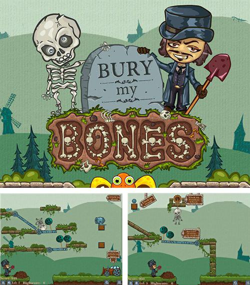 In addition to the game Gravity blocks: The last rotation for iPhone, iPad or iPod, you can also download Bury my bones for free.