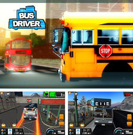 In addition to the game Art Of War 2: Global Confederation for iPhone, iPad or iPod, you can also download Bus Driver for free.