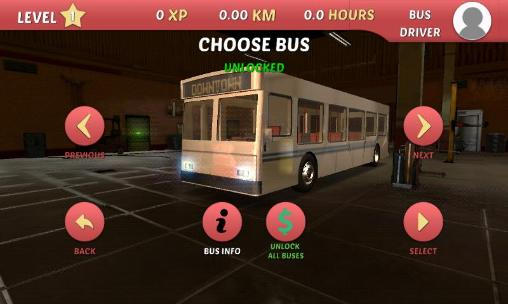 Free Bus simulator 2015 download for iPhone, iPad and iPod.