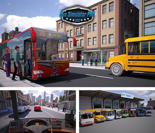 In addition to the game Soccer physics for iPhone, iPad or iPod, you can also download Bus simulator pro 2016 for free.