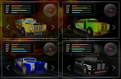 Download Bus Turbo Racing iPhone free game.