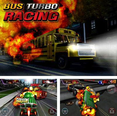 In addition to the game Blighted Earth for iPhone, iPad or iPod, you can also download Bus Turbo Racing for free.