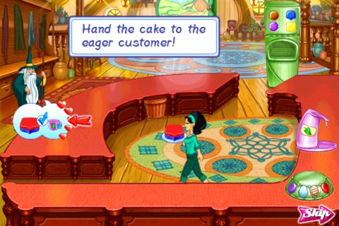 Free Cake mania 3 download for iPhone, iPad and iPod.