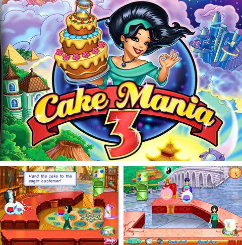 Download Cake mania 3 iPhone free game.