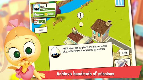 Download Calimero's Village iPhone free game.