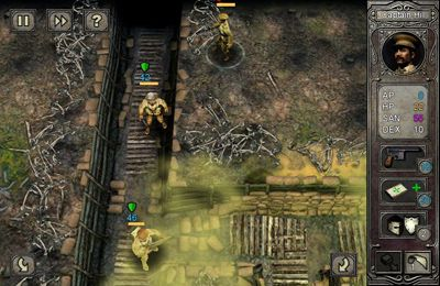 Écrans du jeu Call of Cthulhu: The Wasted Land pour iPhone, iPad ou iPod.